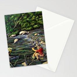 A Richly Find: Deadwood Gold Strike 1874 Stationery Cards