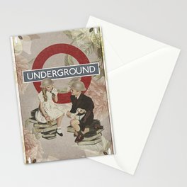 The Underground Stationery Cards