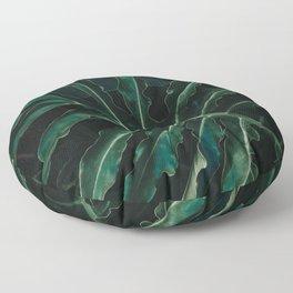 Leaf art Floor Pillow