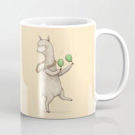 Alpaca on Maracas Coffee Mug