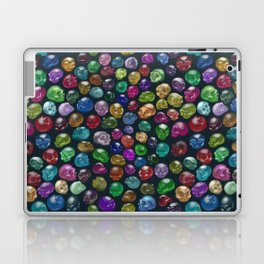 Candied Skulls Laptop & iPad Skin