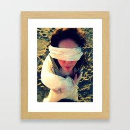 Typhlos Framed Art Print
