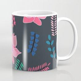Floral ornament Coffee Mug