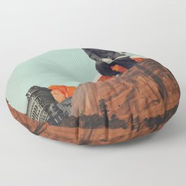 Observer Floor Pillow