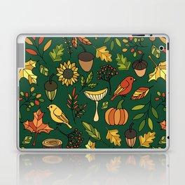 Bright autumn Laptop & iPad Skin