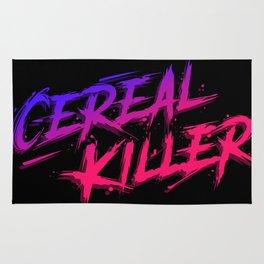 Cereal Killer Rug