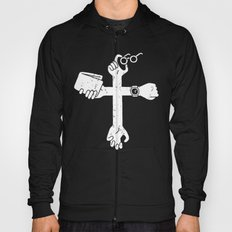 Sign of the Cross Hoody