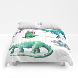 Dino Days Comforters