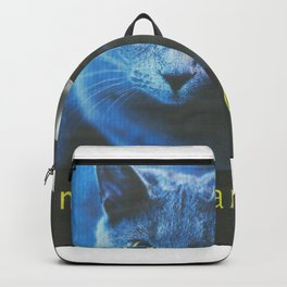 cat and me Backpack