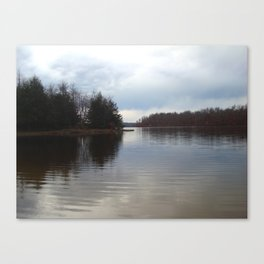 Still Water Canvas Print