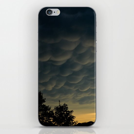 Strange Sky iPhone & iPod Skin