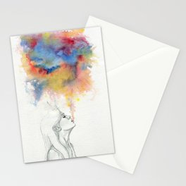 Dare to Unravel Stationery Cards
