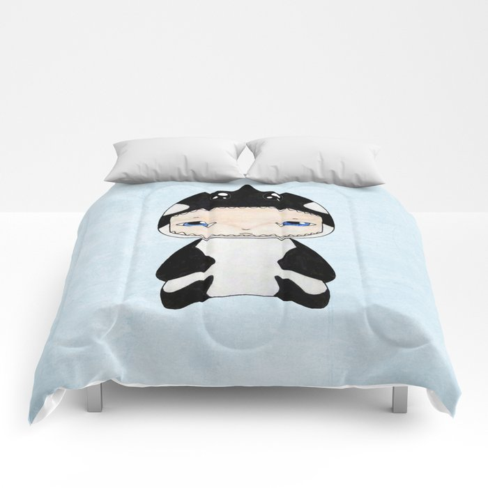 A Boy - Killer Whale Comforters