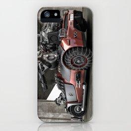 Ferrari Enzo car iPhone Case