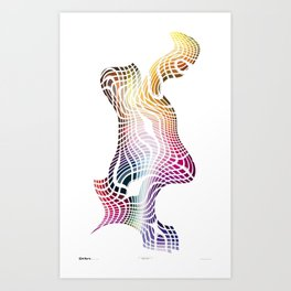Imagine #009 Art Print
