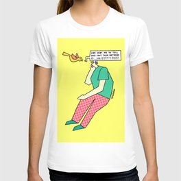 a kind bird T-shirt