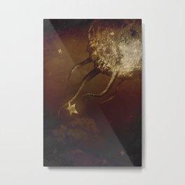 Harvestar Metal Print