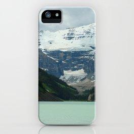 Peaceful Lake Louise iPhone Case