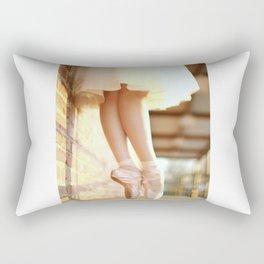 En Pointe Rectangular Pillow