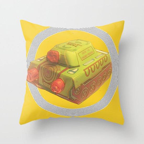 TANKE Throw Pillow