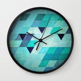 0057 // frysty Wall Clock