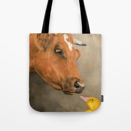 Friends Come In All Sizes Tote Bag
