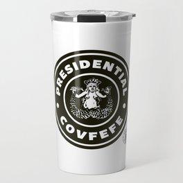 Presidential Covfefe Travel Mug