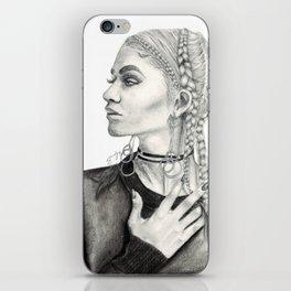 Zendaya iPhone Skin