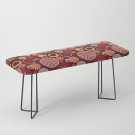 Circle Frenzy - Red Bench