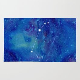 Constellation Aries Rug