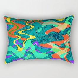 wave fxx 4b Rectangular Pillow
