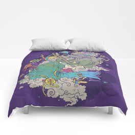 Trip of a lifetime Comforters