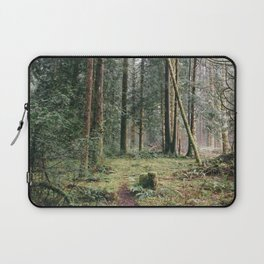 Forest Floors Laptop Sleeve