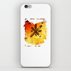 Moss of Aura iPhone & iPod Skin