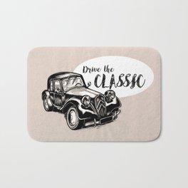 Drive the Classic Bath Mat