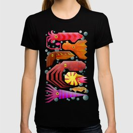 Cephalopods T-shirt