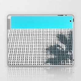 Parker Palm Springs with Palm Tree Shadow Laptop & iPad Skin