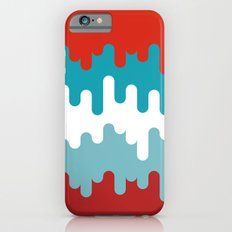 Drips and Drops - Smurf Slim Case iPhone 6s