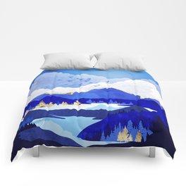 Blue Lake Comforters