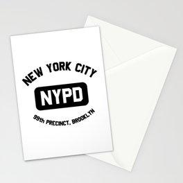 99th precint-brooklyn NY Stationery Cards