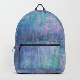 Baja Blue Watercolor Streaks Backpack