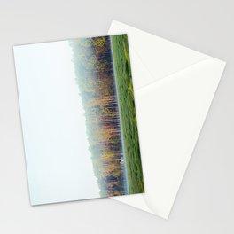 Misty Loneliness  Stationery Cards