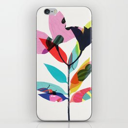 lily 33 iPhone Skin