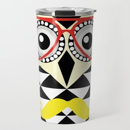 Frans the owl Travel Mug