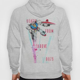 Death From Above 0079 (Gundam) Hoody