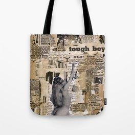 Tough Boys Tote Bag