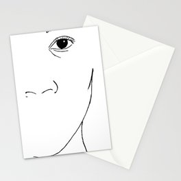 Freedom of Expression 2 of 3 Stationery Cards