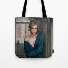 Have you wondered Tote Bag