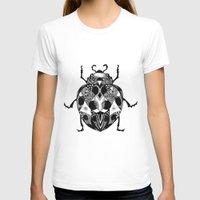 ladybug T-shirts featuring Ladybug by SilviaGancheva