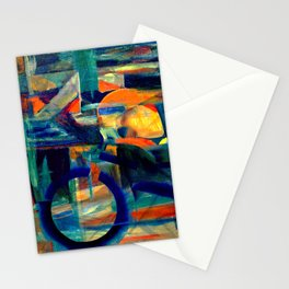 Café Racer Stationery Cards